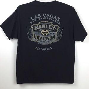 Harley-Davidson Las Vegas Nevada Shirt Size XL